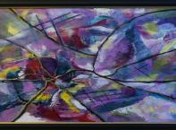 Friend of Rotary Tina Pulfer has generously donated a $649 AJ Casson numbered print titled The Credit Forks. The 37x33 print is framed & matted  Casson, an Officer of the Order of Canada, has a distinctive painting style.